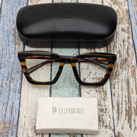 Coach HC8203 Women's Sunglasses/No Lenses/PL258